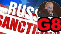 G8 và cuộc 'hôn nhân chính trị' gượng ép