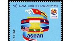 Phát hành bộ tem ''Việt Nam chào mừng năm ASEAN 2020''