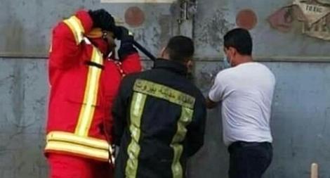 Khoảnh khắc cuối của 3 người lính cứu hoả dũng cảm trong thảm kịch Beirut