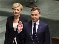 Đương kim Tổng thống Ba Lan tuyên thệ nhậm chức nhiệm kỳ hai