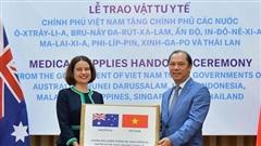 Australia sẽ sát cánh với Việt Nam và ASEAN
