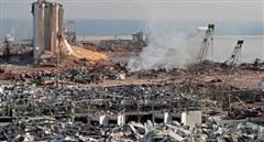 Thuyền trưởng tàu bỏ lại khối 'bom phân bón' ở cảng Beirut lên tiếng