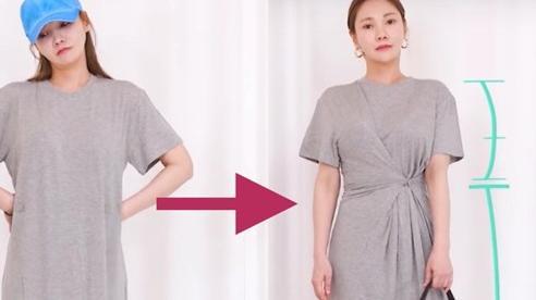 5 mẹo mặc đồ công sở giúp bạn 'ăn gian cân nặng'