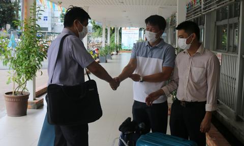 Cử thêm bác sĩ BV Chợ Rẫy ra Đà Nẵng hỗ trợ phòng chống dịch