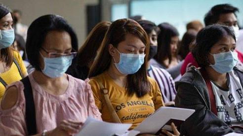 Bình Định xử phạt hành chính người không đeo khẩu trang nơi công cộng