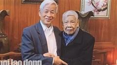 Thượng tướng Phạm Thanh Ngân hồi tưởng về 'Thủ trưởng' nguyên Tổng Bí thư Lê Khả Phiêu