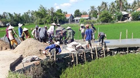 Phú Yên đẩy nhanh tiến độ xã hoàn thành nông thôn mới