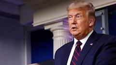 Ông Trump tuyên bố Mỹ sẽ có vaccine Covid-19 trước cuộc bầu cử Tổng thống