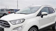 Vừa xả hàng bản cũ, Ford EcoSport 2020 bắt đầu nhận cọc tại đại lý, sẵn sàng đáp trả Kia Seltos