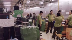 Lực lượng QLTT cả nước đã xử lý hơn 1.000 vụ về hàng giả