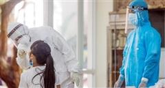 Hà Nội bắt đầu xét nghiệm RT-PCR cho hơn 70.000 người