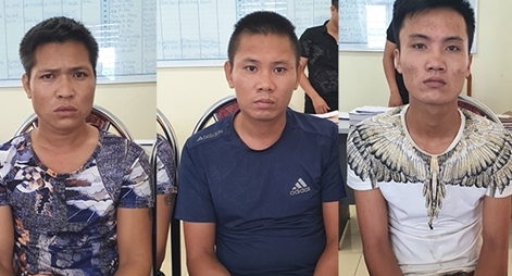 Sơn La bắt giữ 3 đối tượng mua bán trái phép chất ma túy