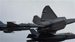 Tin tức quân sự mới nóng nhất ngày 8/8: Phi đội tàng hình Mỹ thực hiện 'phi vụ chồn hoang'