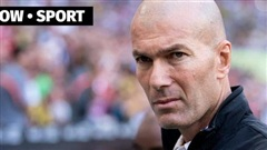 Zidane nổi nóng khi bị hỏi về tương lai