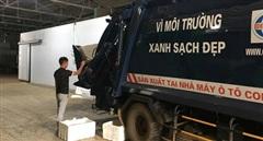 Tiêu hủy gần 9 tấn dâu tây Trung Quốc nhập lậu vào Đà Lạt