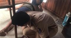 CSGT đường thuỷ kịp thời cứu nữ chủ tàu trúng gió ngất trong ca bin