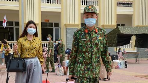 Bộ Tư lệnh Thủ đô Hà Nội sẵn sàng đón người cách ly tập trung