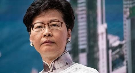 Mỹ trừng phạt trưởng đặc khu Hong Kong và loạt quan chức Trung Quốc