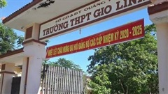 Nhà trọ miễn phí cho thí sinh đi thi ở Quảng Trị