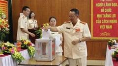 Đảng bộ Công an thành phố Hà Nội: Hướng tới kỳ đại hội thành công về mọi mặt
