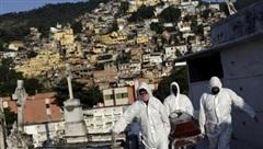 Brazil chi gần 360 triệu USD cho vaccine ngừa Covid-19