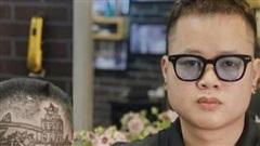 Sở hữu tài điêu khắc trên tóc, chàng trai Việt Nam vang danh trên báo nước ngoài