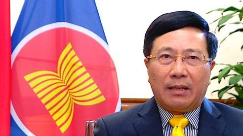 Phát biểu của Phó Thủ tướng, Bộ trưởng Ngoại giao Phạm Bình Minh nhân ngày ASEAN 8/8/2020