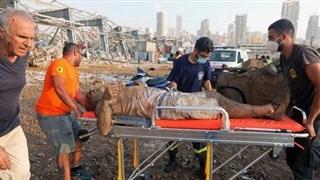 Hình ảnh tang thương về nạn nhân kẹt dưới gầm xe nhuốm đầy máu sau vụ nổ Beirut và cái kết không ai ngờ