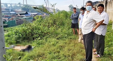 Người đàn ông 'nghi' trộm cắp nhảy sông tử vong