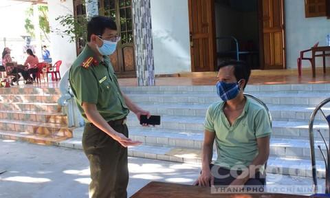 Xe chở người từ Đà Nẵng trốn về Huế, vượt các trạm kiểm soát bằng cách nào?