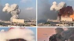 Muối diêm - 'sát thủ' giấu mặt trong thảm họa tại Beirut
