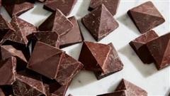Kỹ sư Tesla thiết kế ra những viên chocolate hoàn hảo