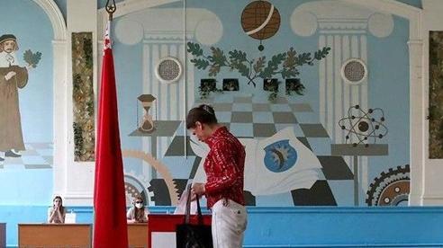 Bất chấp đại dịch Covid-19, Belarus tổ chức bầu cử Tổng thống lần thứ 6