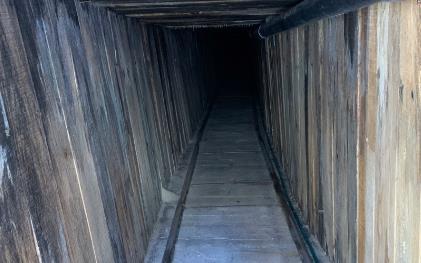 Phát hiện đường hầm buôn lậu tinh vi nhất trong lịch sử nước Mỹ
