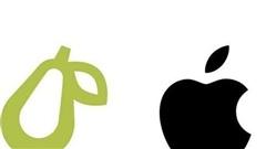 Apple kiện ứng dụng nấu ăn vì có logo quả lê giống quả táo