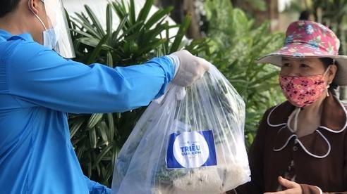 24.000 'bữa cơm' hỗ trợ người dân có hoàn cảnh khó khăn do tác động của dịch Covid-19 tại Đà Nẵng và Quảng Nam
