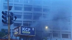 Cháy cơ sở điều trị bệnh nhân COVID-19 ở Ấn Độ, 11 người chết