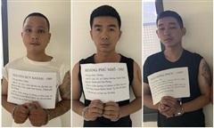 Bắt nhóm côn đồ cho vay nặng lãi, cướp tài sản cấn nợ ở Sài Gòn