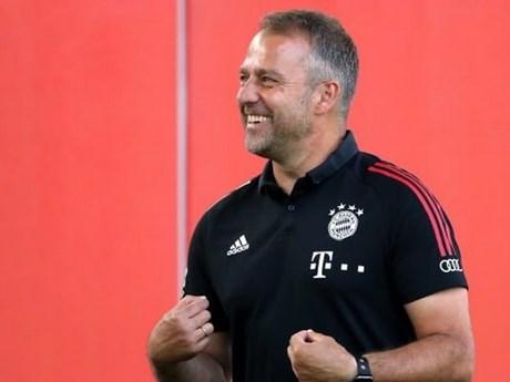 HLV Flick nói gì sau khi Bayern vào tứ kết Champions League?
