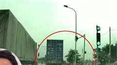 Tin tai nạn giao thông mới nhất ngày 9/8/2020: Tài xế lái container cán chết nữ sinh ở Mê Linh khai gì?
