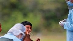 Dịch COVID-19, số ca tử vong ở Brazil vượt 100 nghìn