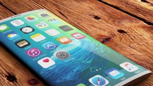 Lộ thiết kế iPhone cuộn tròn màn hình vô cực, 'hàng độc' Apple dành cho tương lai?