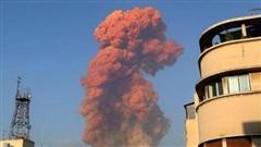 Lebanon: Video mới tiết lộ thêm mức độ dữ dội của vụ nổ tại cảng Beirut