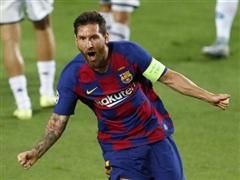 Thắng Napoli, Barcelona 'đại chiến' Bayern ở tứ kết Champions League