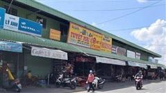 Chủ tịch thị trấn bị cách chức vì sai phạm trong xây dựng chợ Cái Nước