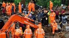 Ấn Độ: 29 người chết trong vụ lở đất kinh hoàng