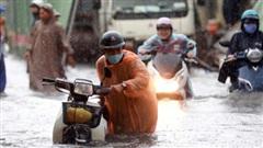 TP Hồ Chí Minh: Càng chống ngập...càng ngập sâu, vì sao?