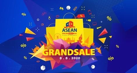 216 doanh nghiệp ASEAN tham gia 'Ngày mua sắm trực tuyến ASEAN'