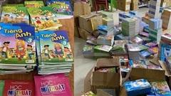 Hà Giang: Tạm giữ gần 4.000 quyển sách giáo khoa có dấu hiệu giả mạo