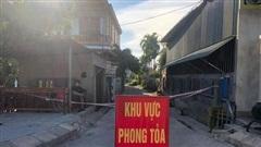 Quảng Trị: Phong tỏa 3 khu vực có nguy cơ lây nhiễm Covid-19 cao